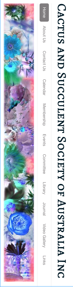 Cactus and Succulent Society of Australia - Ballarat