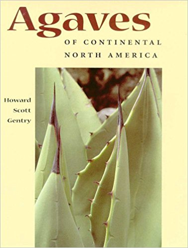 Cover of Agaves of Continental North America